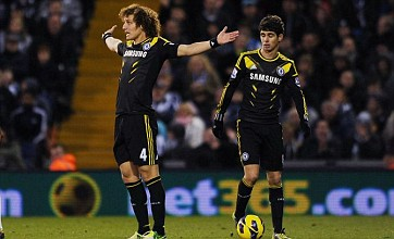 Chelsea anger at West Brom loss must be used against Juve says David Luiz