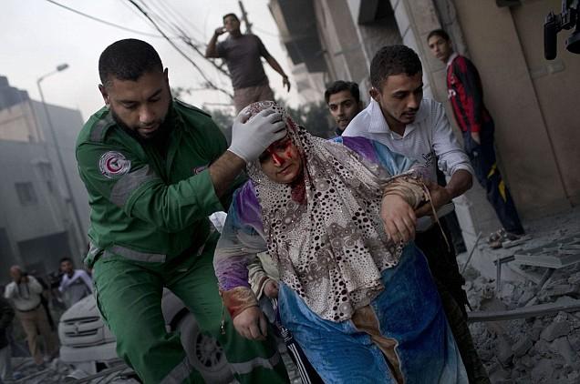 Gaza City, Israel, Palestinians