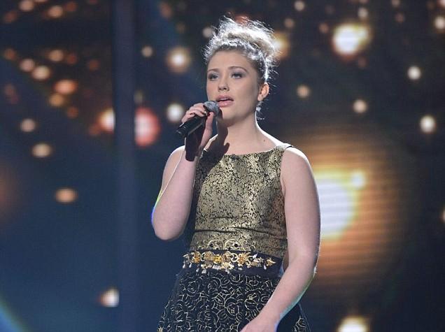 X Factor Ella Henderson