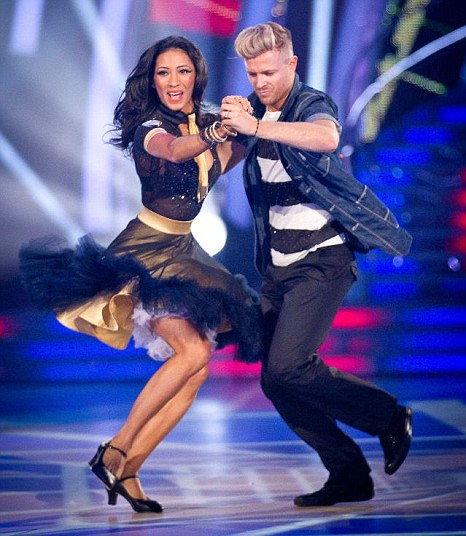 Strictly Come Dancing's Nicky Byrne