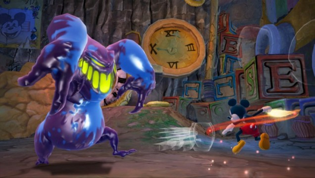 Epic Mickey: The Power of 2 (PS3) – please, take the Mickey