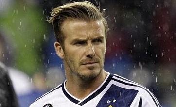David Beckham to quit LA Galaxy for 'one last challenge'