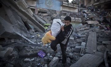 Egypt says Gaza ceasefire in sight even as Israel warns residents to flee