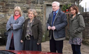 Last Tango In Halifax turned out to be a rather sweet story