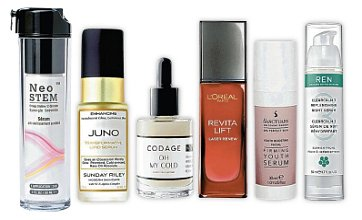 Beauty serums that will give your skin a winter boost