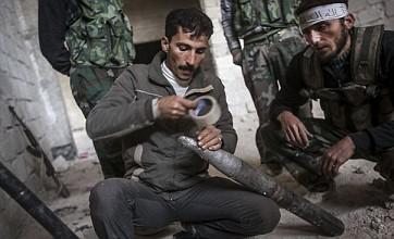 William Hague: Britain will support Syrian rebel coalition