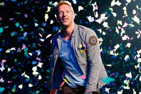 Chris Martin, coldplay, mylo xyloto