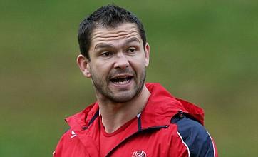 England must show Port Elizabeth fight against Springboks: Andy Farrell