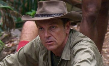 Brian Conley thanks fans for support after quitting I'm A Celebrity