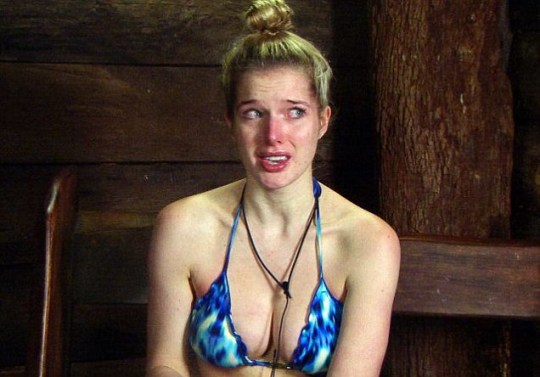 Helen Flanagan, I'm A Celebrity...Get Me Out Of Here!