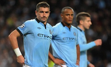 Manchester City exit the Champions League after Real Madrid draw