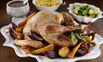 Top 10 places in London to find Thanksgiving dinner