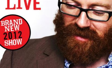 Frankie Boyle Live: The Last Days of Sodom is beautifully savage comedy