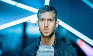 Calvin Harris hooks up with Adam Levine's ex-girlfriend Victoria's Secret model Anne Vyalitsyna