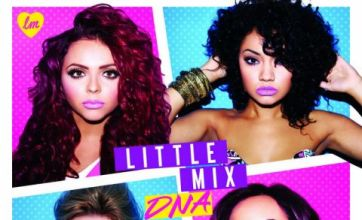 Little Mix's DNA tries admirably to escape the curse of X Factor winners