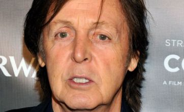 Paul McCartney joins Hillsborough victims charity single line up