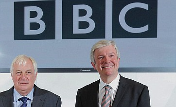 BBC director general Tony Hall vows to lead corporation through crisis