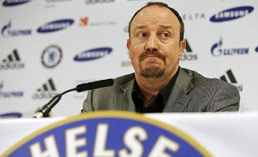 Rafael Benitez ready to take on multitude of challenges at Chelsea