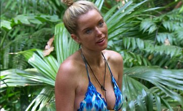 Charlie Brooks calls Helen Flanagan an oompa loompa after I'm A Celebrity fake tan misery