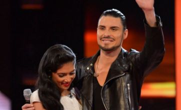 Rylan Clark finally gets The X Factor boot after Union J sing-off
