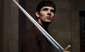 Merlin final episode images released by BBC as fans react to news of axing