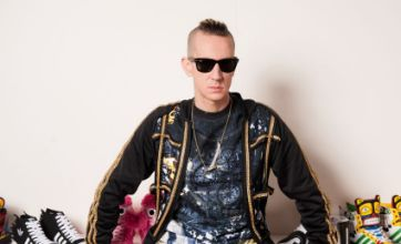 Jeremy Scott: I mix high-end elements together with accessible fashion