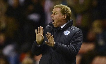 Harry Redknapp misses out on perfect start at QPR with Sunderland draw