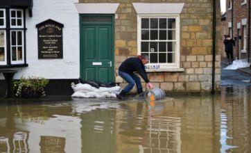 Residents warned of continued floods risk despite improved weather