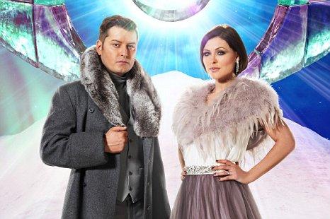 Brian Dowling, Emma Willis, Celebrity Big Brother