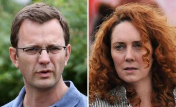 Andy Coulson and Rebekah Brooks in court over corrupt payments