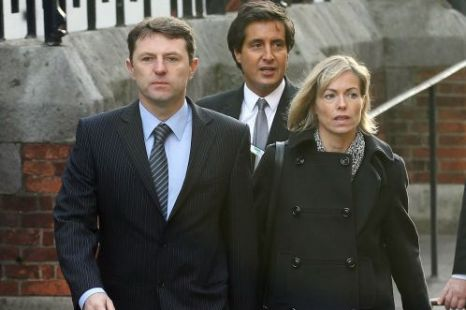 Gerry McCann, Leveson Inquiry
