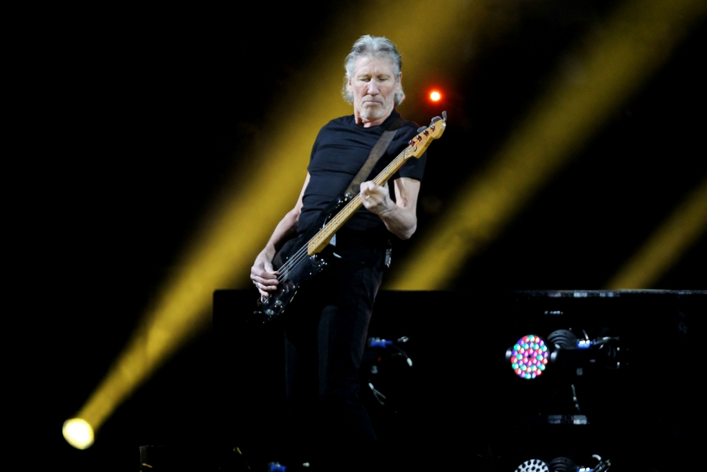 Former Pink Floyd frontman Roger Waters compares Israelis to Nazis