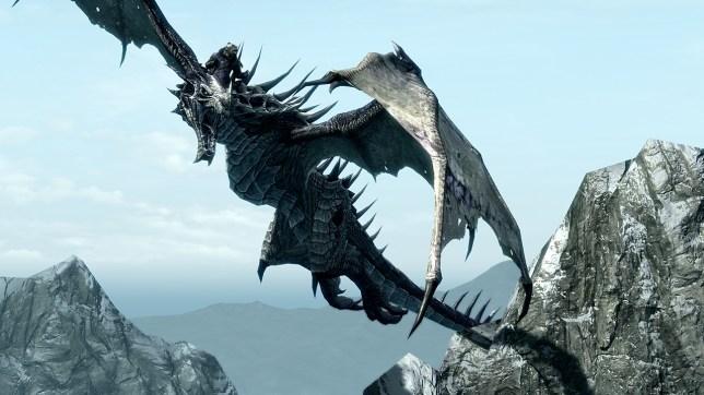 The Elder Scrolls V: Skyrim - Dragonborn (360) – you're better off walking
