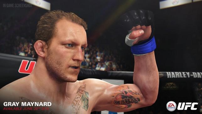 EA UFC matchmaking McMaster velocità datazione