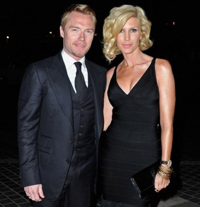 Ronan Keating split from his wife Yvonne