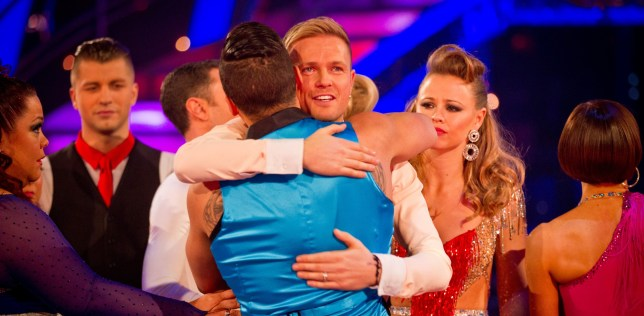 Nicky Byrne leaves Strictly Come Dancing
