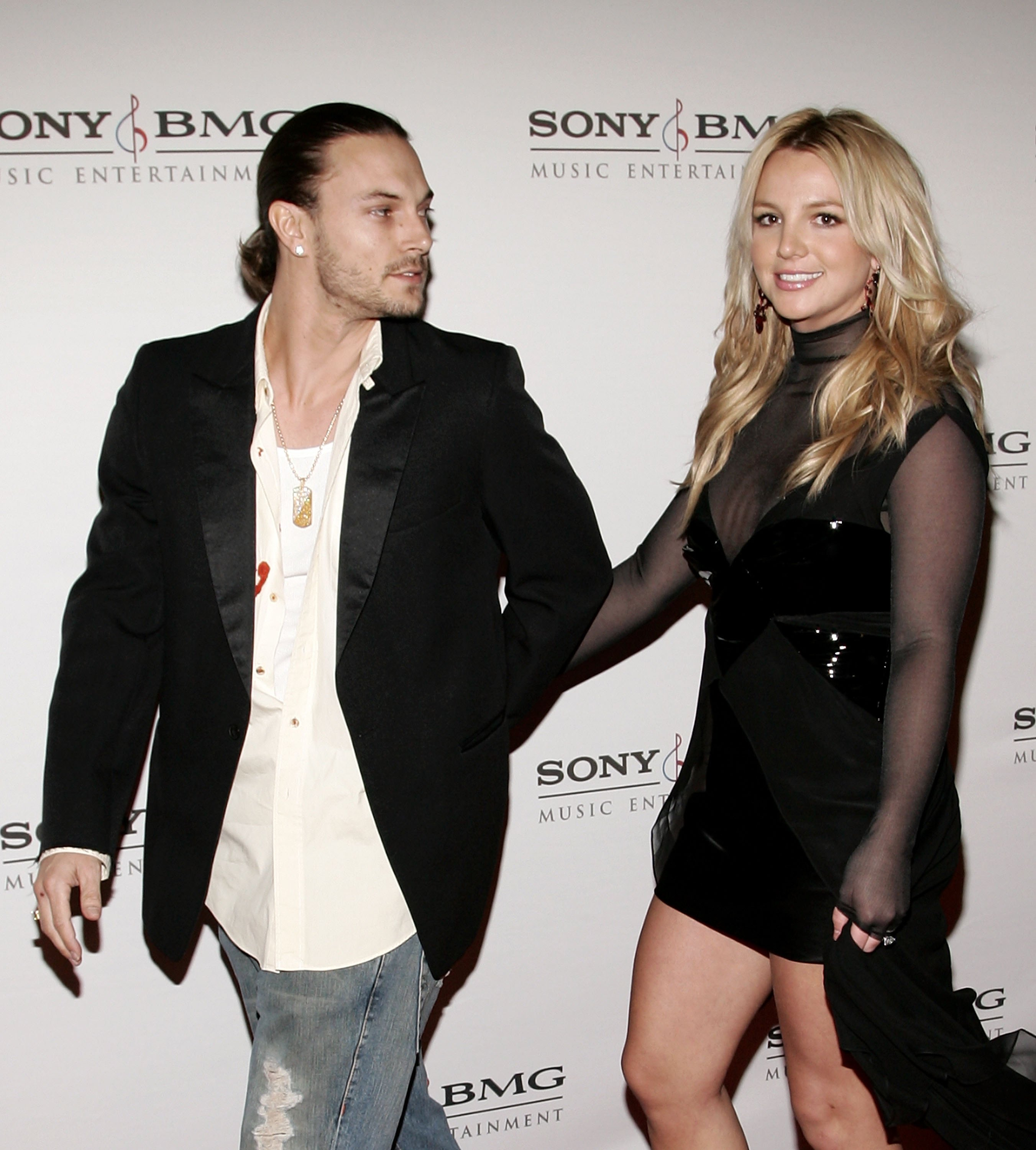 Kevin Federline's brother Christopher claims to be father of Britney Spears's son