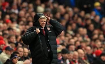 Arsene Wenger stands firm on January spending despite problems