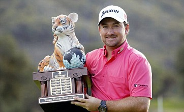 Graeme McDowell sees fortunes improve as he wins World Challenge