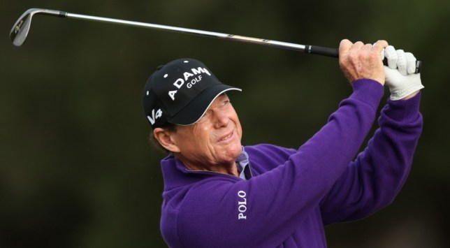 Tom Watson of the United States