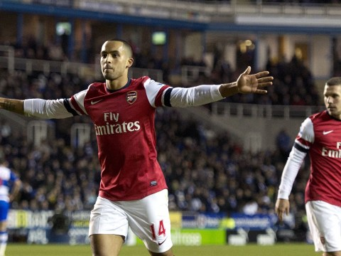 Arsene Wenger still convinced Theo Walcott will stay at Arsenal