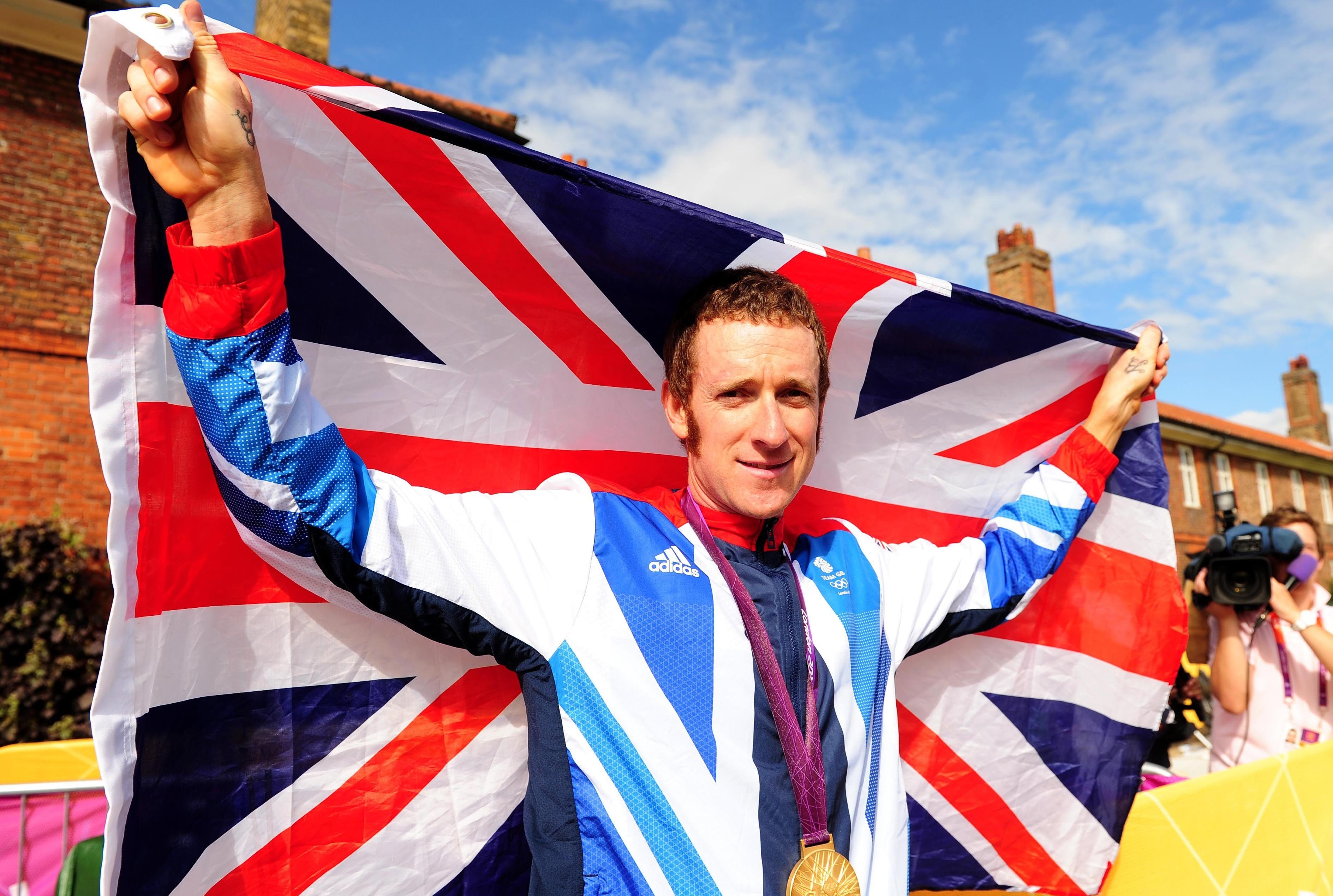 Arise Sir Bradley! Wiggins knighted – but picks playing with Paul Weller as highlight of 2012