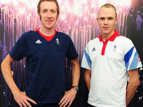 Chris Froome happy to battle team-mate Bradley Wiggins for Tour de France glory