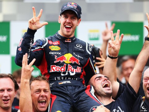 Murray Walker backs Sebastien Vettel to overtake Michael Schumacher's F1 record