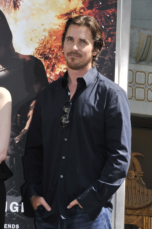 Christian Bale: Batman is a channelling of Bruce Wayne's rage