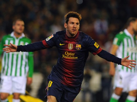 Lionel Messi bags brace to break Gerd Muller's 40-year goalscoring record