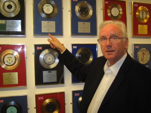 Pete Waterman