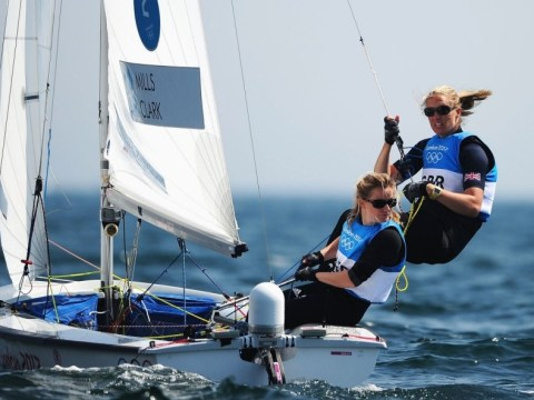 Sailor Hannah Mills taking her Rio 2016 gold mission to extremes