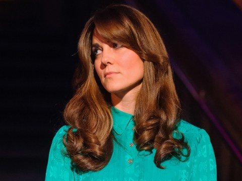 Kate Middleton debuts new retro haircut at museum opening