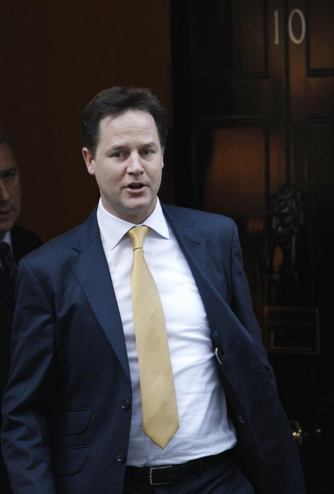 Nick Clegg: Lib Dems saved UK from 'draconian' Tory welfare cuts